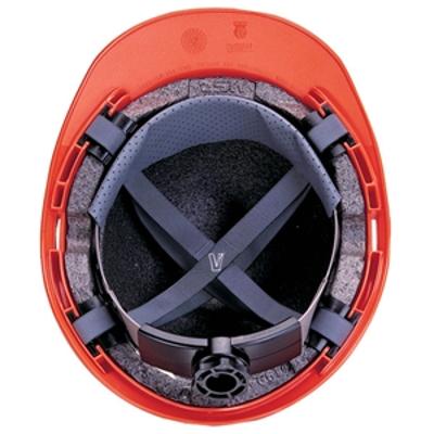 Image of Liner inside a Type 2 Hard Hat