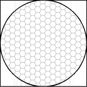 Close up image of epoxy plates