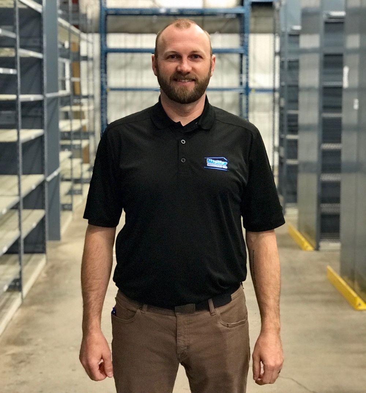 Waren Gerbrandt - New Winkler Branch Manager