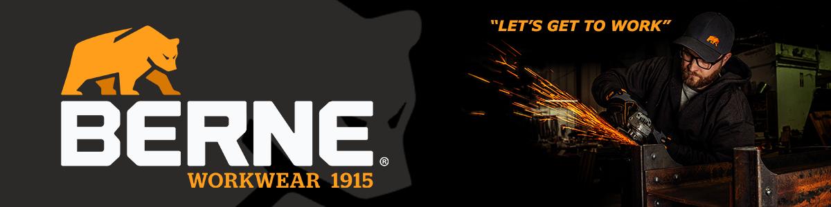 Berne Launch Banner