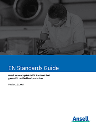 Open PDF of the Ansell - EN Standards Guide 2016 resource