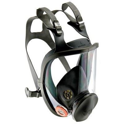 Picture of 3M 6000 Series Full Facepiece Reusable Respirator