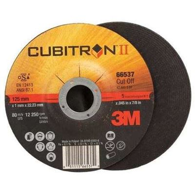 Picture of 3M Cubitron™ II Cut-Off Wheels – Type 27 (Depressed Centre)