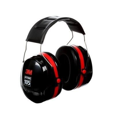 Picture of 3M Peltor™ Optime™ 105 Series Earmuffs