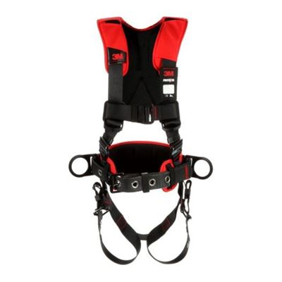 Picture of 3M Protecta® Construction Style Positioning Harness with Comfort Padding