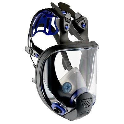 Picture of 3M Ultimate FX Full Facepiece Reusable Respirator FF-400
