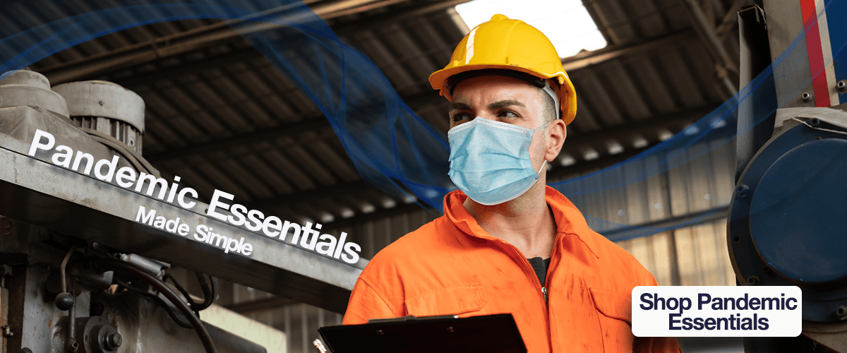 Shop MacMor's Collection of Workplace Pandemic Safety Products