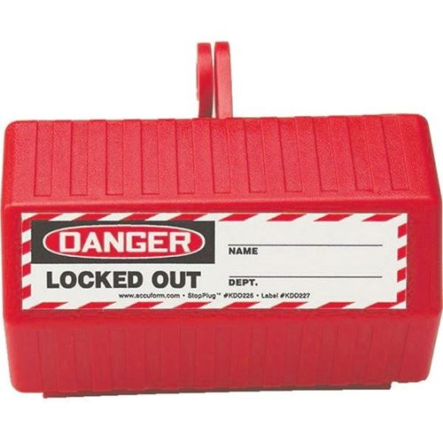 Picture of 110V Plug Lockout
