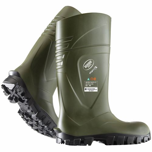 Picture of Bekina® Steplite®X X290 Green Polyurethane Safety Boots - Size 7