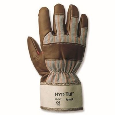 Picture of Ansell Hyd-Tuf® Nitrile Coated Medium/Heavy Duty Glove - Size 9