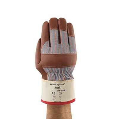 Picture of Ansell 52-590 Hyd-Tuf® Winter Series Gloves with Safety Cuffs - Size 9