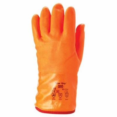 Picture of Ansell 23-700 Polar Grip® PVC Coated Gloves