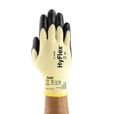 Picture of Ansell HyFlex® 11-500 Foam Nitrile Glove