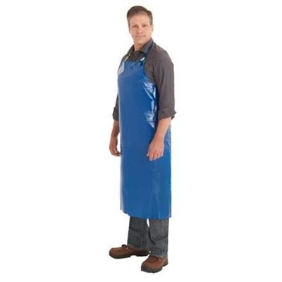 Picture of Ansell Endurosaf® Enduro 2000™ Blue 8 Mil Apron