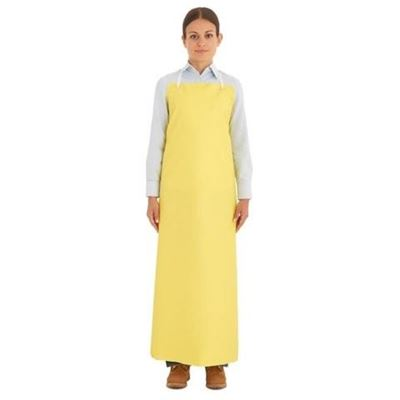 Picture of Ansell Reinforced Heavy Duty Urethane Apron