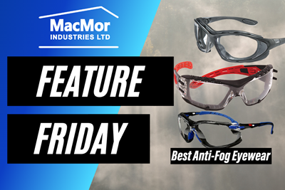 Picture for What is the Best Anti-Fog Eyewear? | FF7