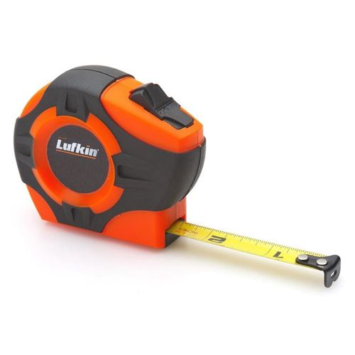 Picture of Lufkin® P1000 Series Hi-Viz® Orange S.A.E./Metric Tape Measure