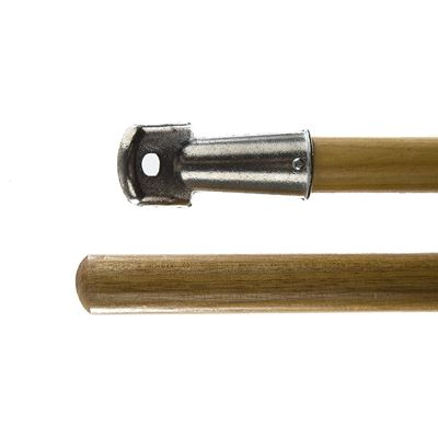 Picture of AGF Wood Broom Handle with Jumbo Connector Tip