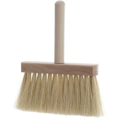 """Picture of AGF 7"""" Tampico Kalsomine Brush – 3 Row"""