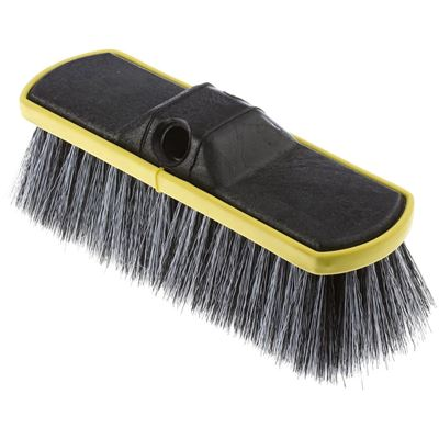 """Picture of AGF 10"""" Synthetic Horsehair Vehicle Brush"""