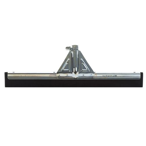 """Picture of AGF 30"""" Straight Heavy-Duty Moss Foam Rubber Floor Squeegee"""