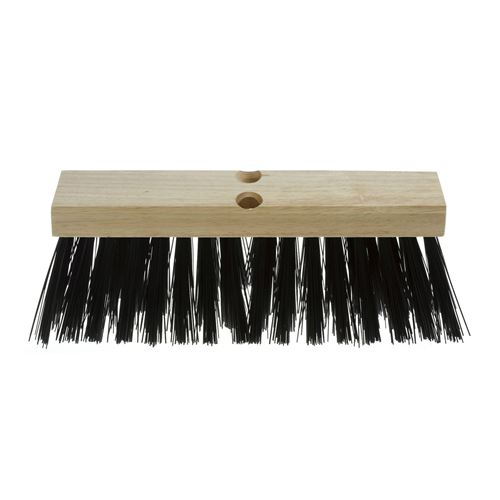 Picture of AGF Synthetic Fibre Street/Stable Broom X-Coarse Broom Head
