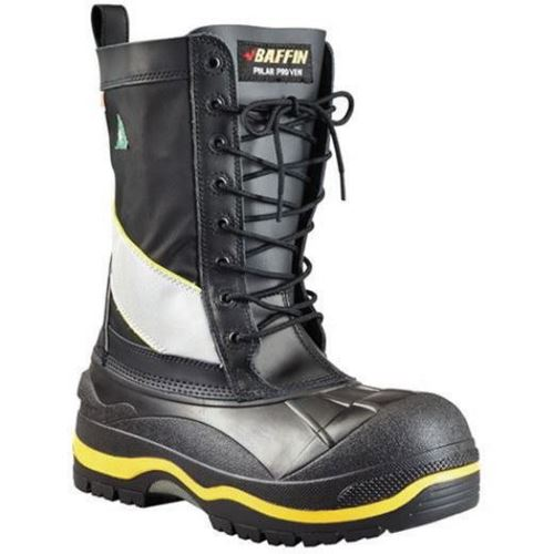 Picture of Baffin Constructor POLA-MP01  Hi-Viz Winter Boots - Size 9