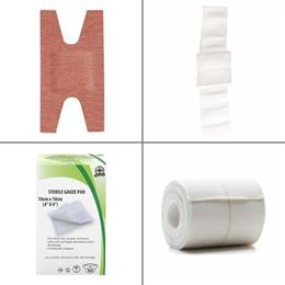 Picture for category Bandages, Rolls and Pads