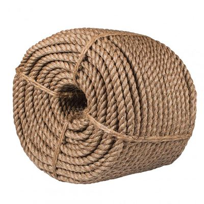 Picture of Barry&Boulerice® 3-Strand Twisted Manila Rope