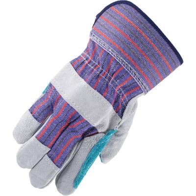 Picture of Horizon® Cowsplit Double Palm and Index Work Gloves - One Size