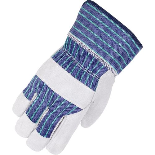 Picture of Horizon® Deluxe Cowsplit Palm Lined Work Gloves - One Size