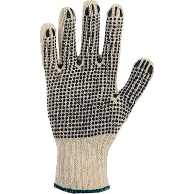 Picture of Horizon® Cotton/Poly String-Knit Gloves with PVC Dots - Medium