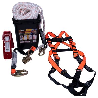 Picture of H SERIES™ Roofer's Kit with Pass Through Harness