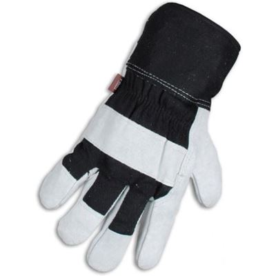 Picture of BBH Split Cowhide Gloves with Pile Lining - One Size