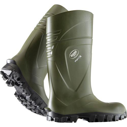 Picture of Bekina® Steplite®X X210GB Green Polyurethane Boots