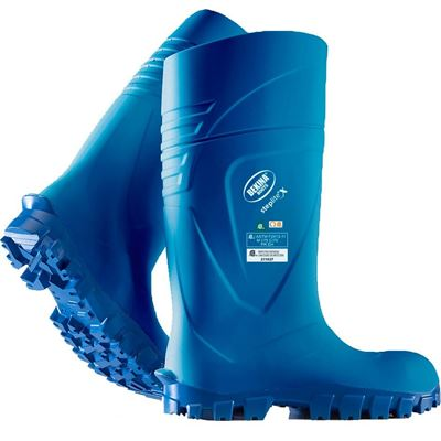 Picture of Bekina® Steplite®X X290 Blue Polyurethane Safety Boots