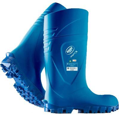 Picture of Bekina® X290 Steplite®X Blue Polyurethane Safety Boots