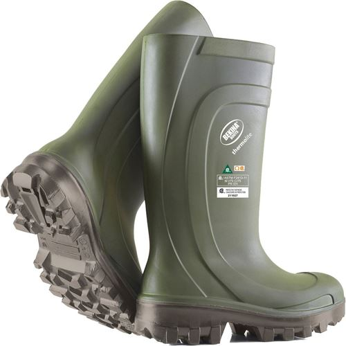 Picture of Bekina® Z090GG Thermolite® Green Insulated Polyurethane Boots