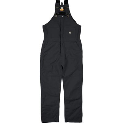 Picture of BERNE® B415BK Black HERITAGE Insulated Bib Overalls