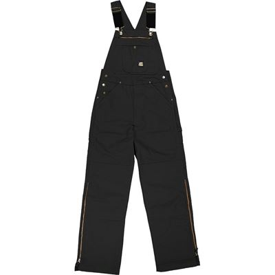 Picture of BERNE® Slab B1067 Black Unlined Duck Bib Overall