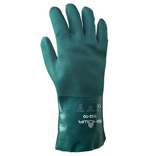 Picture of Showa Best Cannonball® 812-10 PVC Gloves - Large