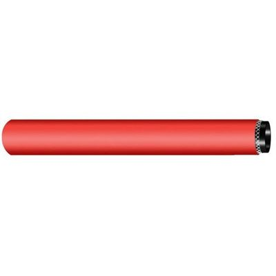 "Picture of Buchanan Rubber 1-1/4"" Red General Purpose Hose - 150 psi"