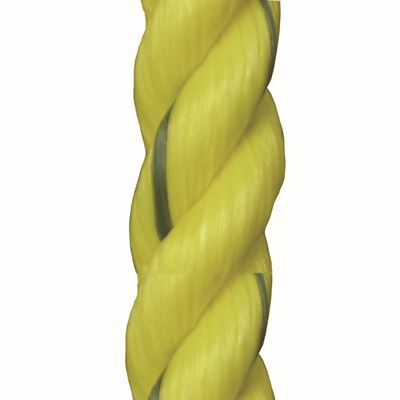 Picture of Canada Cordage 3-Strand Twisted Yellow Polypropylene Rope - Bulk
