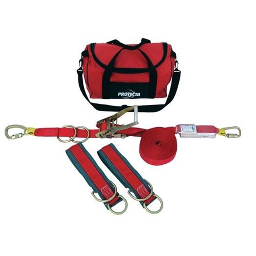 Picture of 3M™ Protecta® PRO-Line™ Synthetic Horizontal Lifeline System