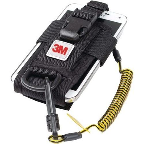 Picture of DBI Sala Radio/Cell Phone Holster with Clip Coil/D-Ring