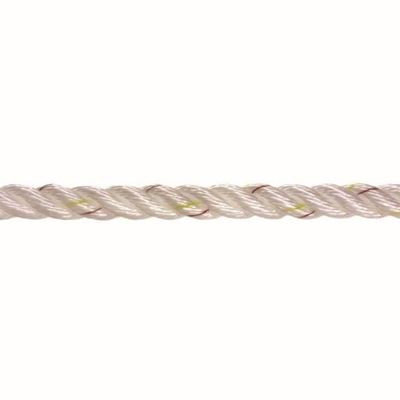 """Picture of Canada Cordage 3-Strand Twisted White Nylon Rope - 1/2"""""""