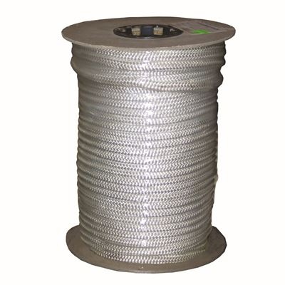 """Picture of Canada Cordage Solid Braid Nylon Rope - 1/4"""" x 250'"""