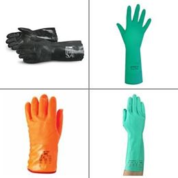 Picture for category Chemical Resistant Gloves