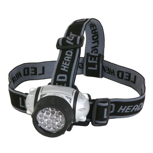 Picture of Coleman Cable Super Bright 21 LED Head Light