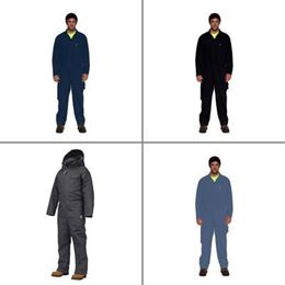 Picture for category Coveralls and Overalls
